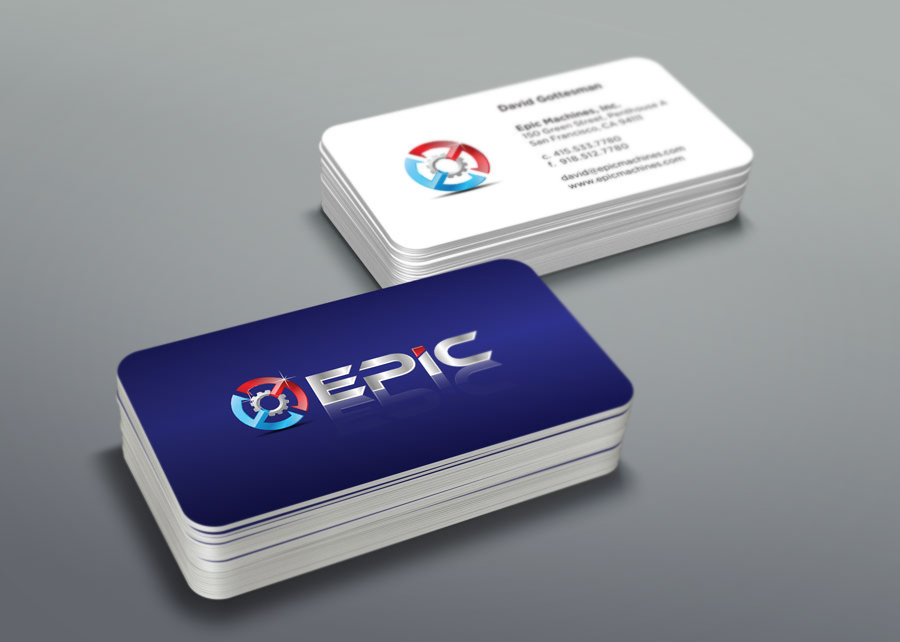 Epic machine inc business card wigt printing epic machine inc business card reheart Gallery