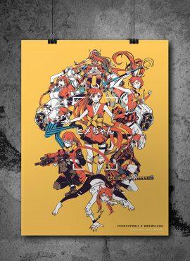 Crunchyroll Poster